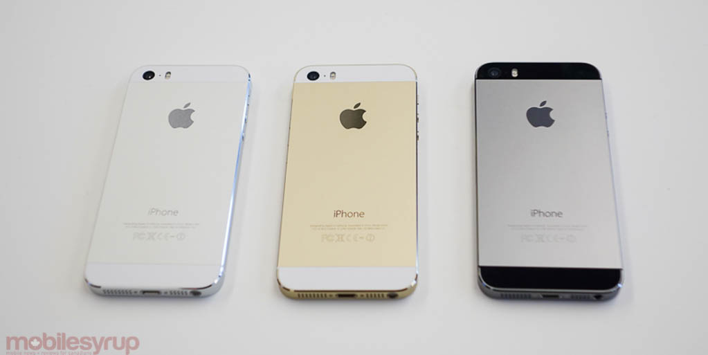 What Is the Best Place to Buy an Unlocked iPhone 5s in Canada?